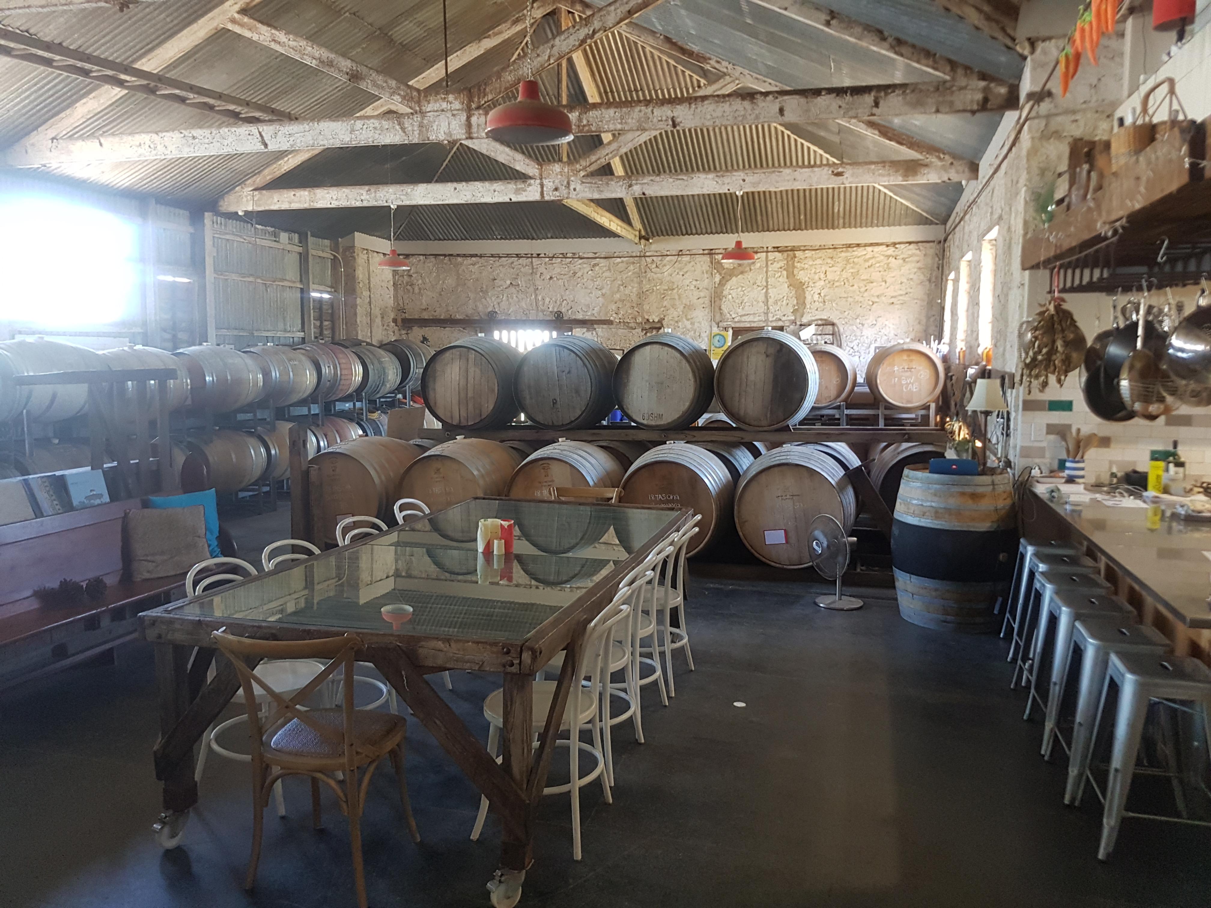 coonawarra wine tour