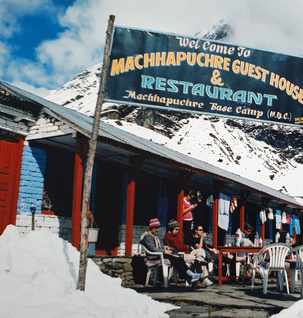 Experience the Himalaya Mountains - Annapurna Base Camp Trek, Nepal