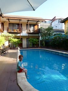 Where too stay in Vientiane, Laos