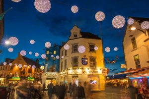 The Best Markets To Visit At Christmas In Europe - Galway, Ireland