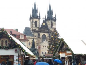 The Best Markets To Visit At Christmas In Europe - Prague, Czech Republic