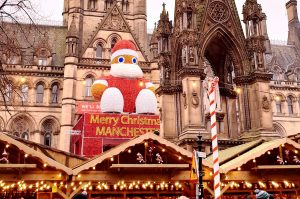 The Best Markets To Visit At Christmas In Europe - Manchester, UK