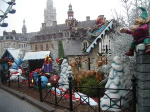 The Best Markets To Visit At Christmas In Europe - Lille
