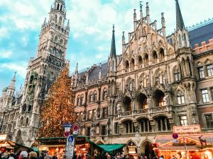 The Best Markets To Visit At Christmas In Europe - Munich